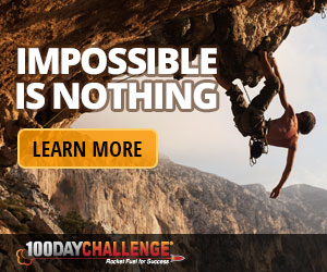 Impossible is Nothing - 100 Day Challenge