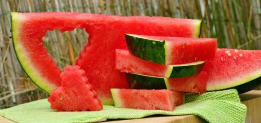 watermelon heart cut pic