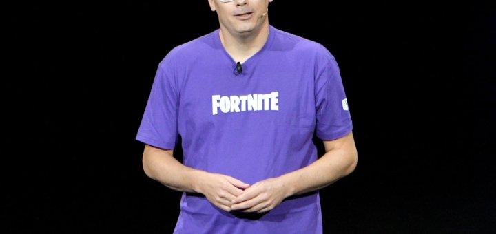 CEO of Fortnite
