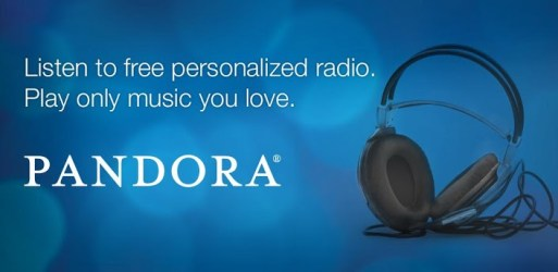 pandora best android play store apps