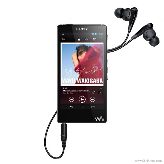 sony-music-player walkman f886