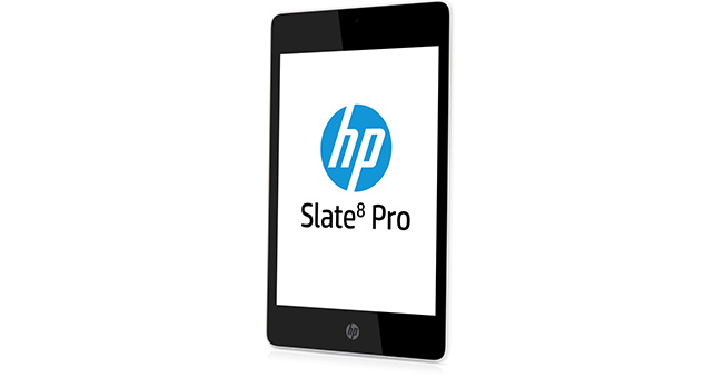 HP Unveils Slate 7 Extreme, Slate 8 Pro, Slate 7 HD And