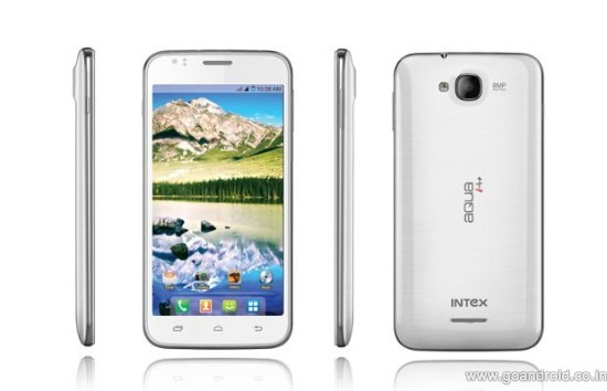 Intex launches Aqua i4+ White
