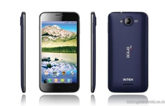 Intex launches Aqua i4+