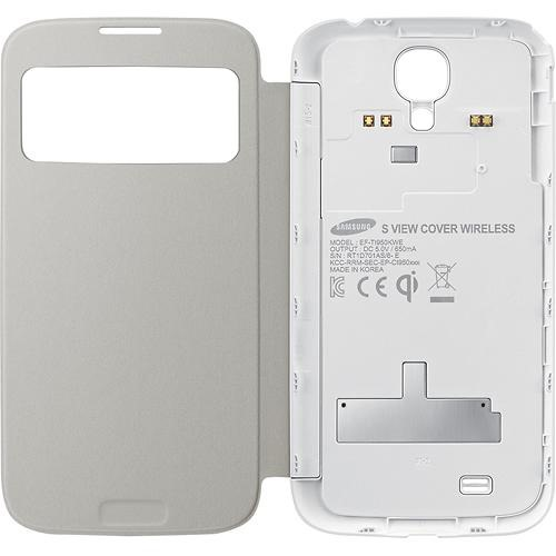 Samsung Galaxy S4 Wireless Charging S Flip Cover