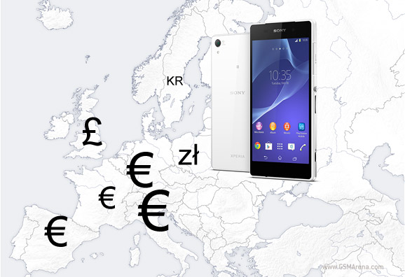 Xperia Z2 now up for pre-order