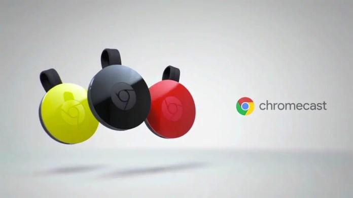 new chromecast