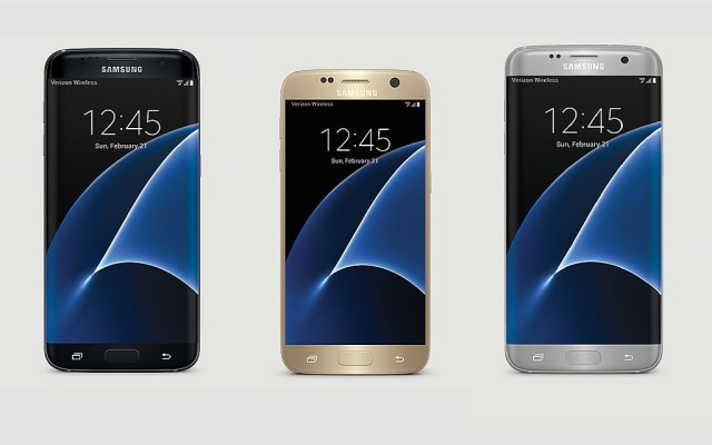 Galaxy S7 pricing