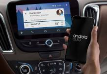 facebook messenger android auto