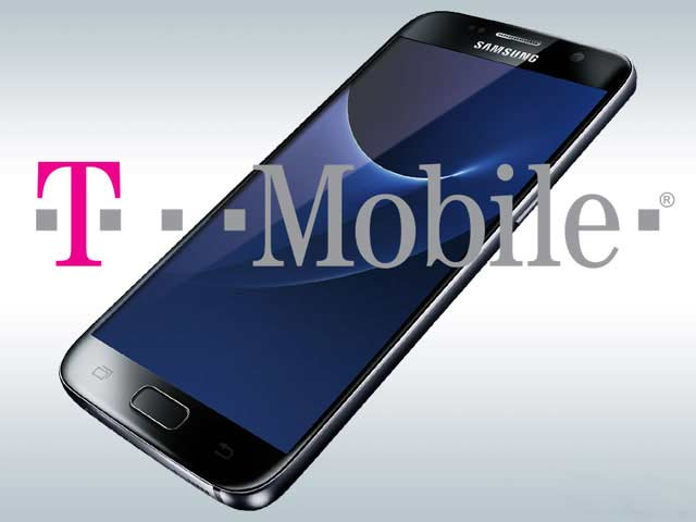 T-Mobile Galaxy S7 BOGO
