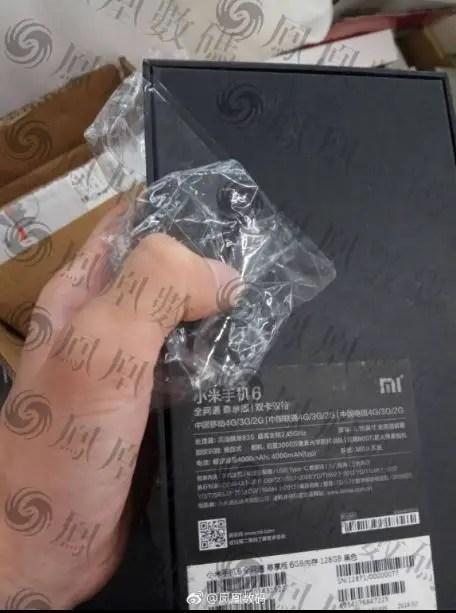 mi 6 box