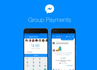 Group Payments in Messenger