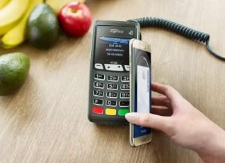 Samsung Pay paypal