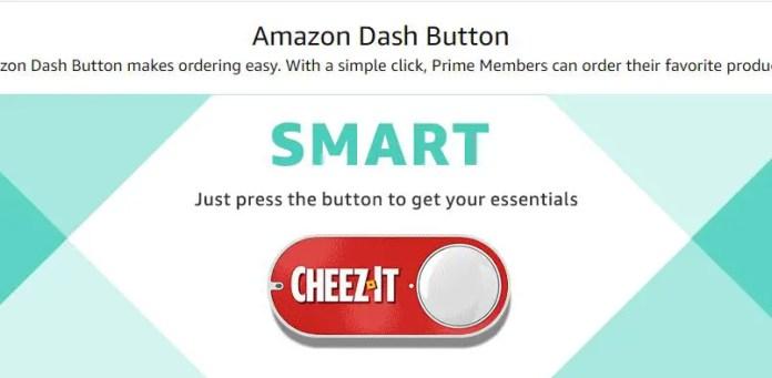 amazon dash button deal