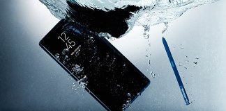 Samsung Galaxy Note8 waterproof