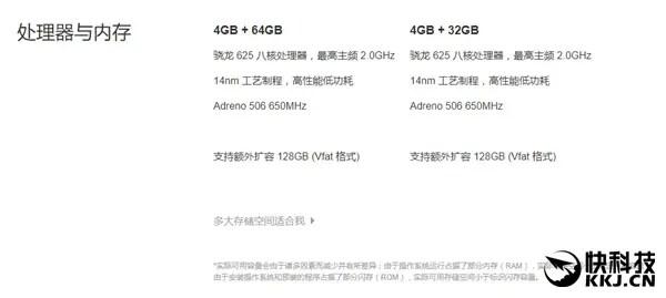 Xiaomi Mi 5X-32 GB variant