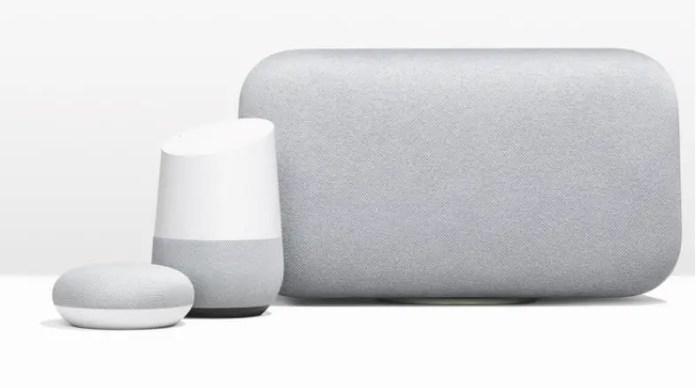 googel home max mini home