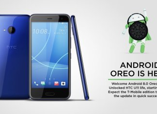 HTC U11 Life Android 8.0 Oreo update