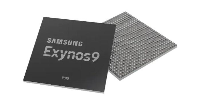 Exynos 9810 SoC