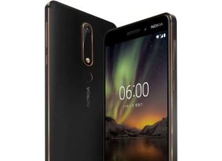 Nokia 6 2018 Black