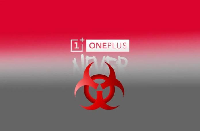oneplus hacked website