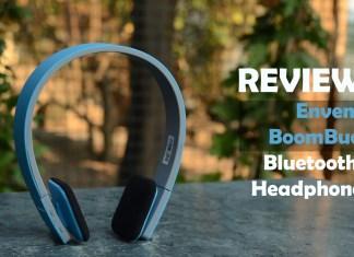 review envent boombud headphones