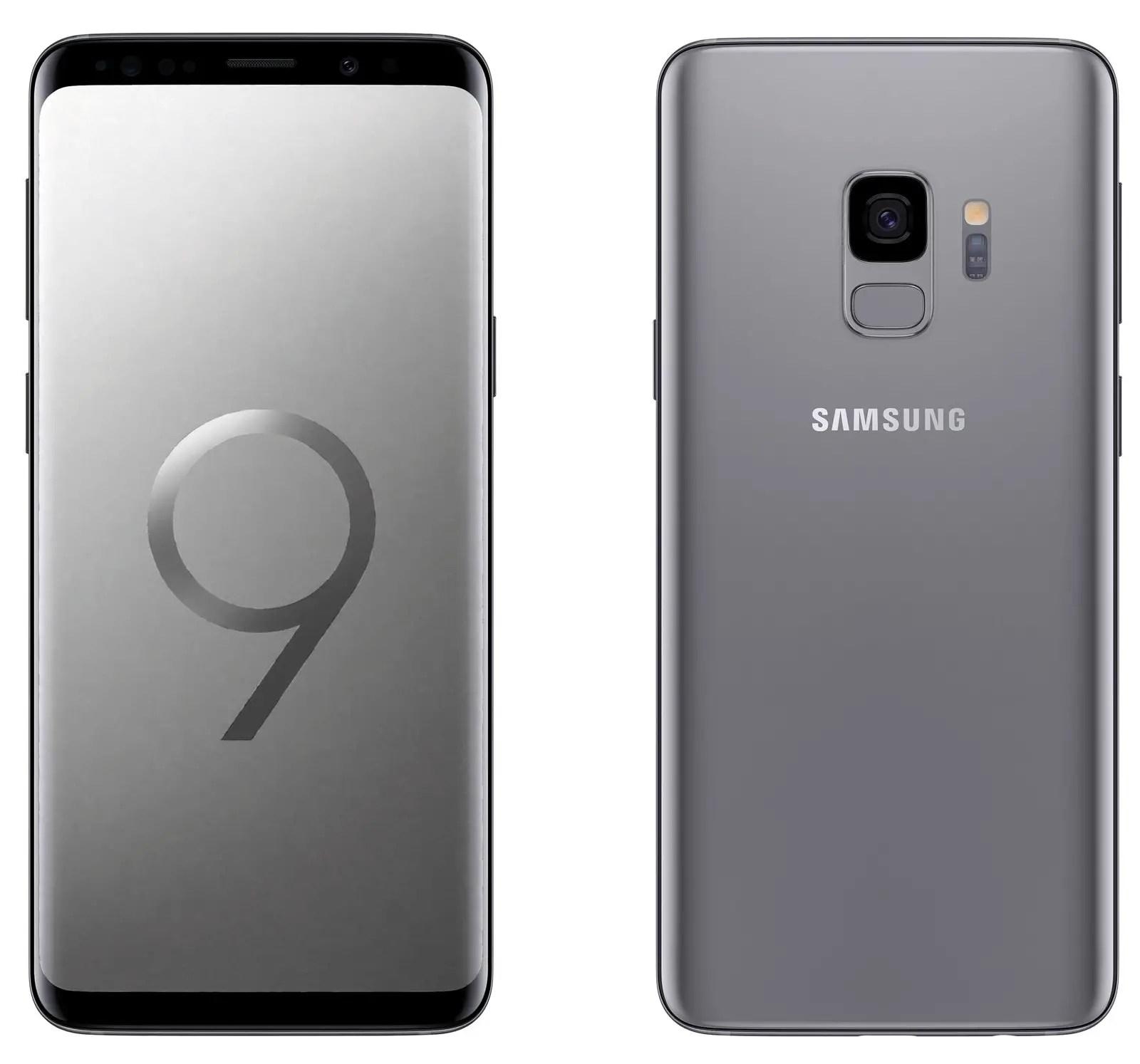Samsung-Galaxy-S9-Titanium-Gray-Render-Leak