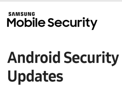 Samsung ceases security updates for Galaxy A3(2016