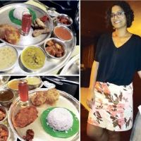 A SARASWAT SHRAVAN THALI AT 'GOAN STORIES'