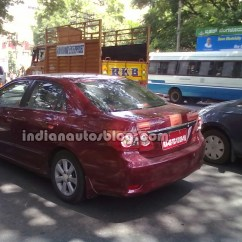 New Corolla Altis Launch Date In India All Camry Singapore Toyota To Soon