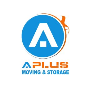 A-Plus Moving Logo