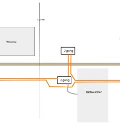 wiring diagram for a kitchen [ 1500 x 545 Pixel ]