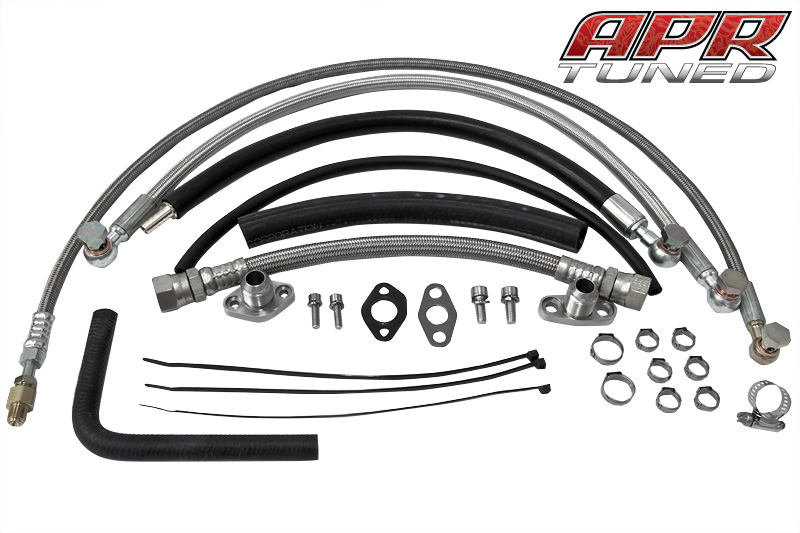 APR 2.0T FSI Transversal Stage III Turbo System for the
