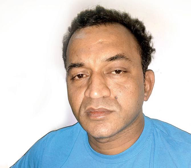 Shimpi - The passenger who was assaulted by the immigrations officer in MUmbai