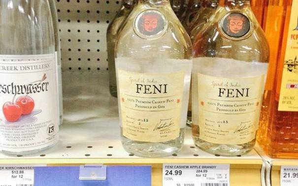 Goa to remove country liquor tag from Feni just like Tequila and scotch