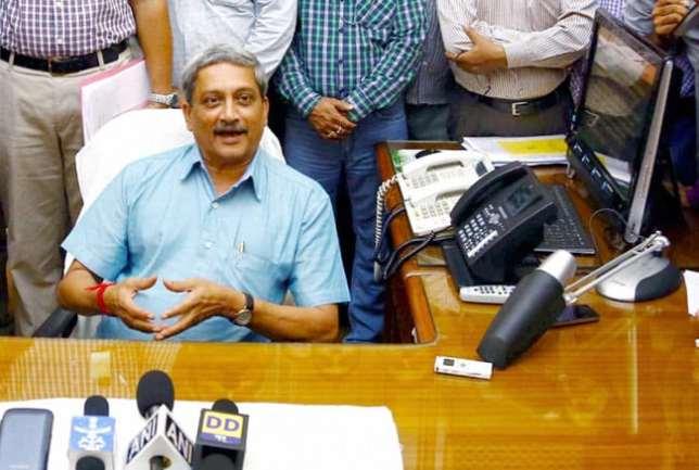 Manohar Parrikar returning to goan politics