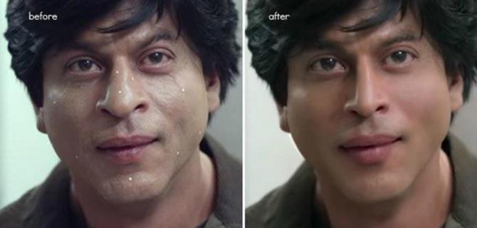 SRK FAN IMAGE 7