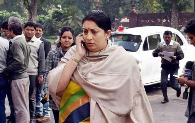 Smriti Irani Convoy accident case, Son of deceased writes to President