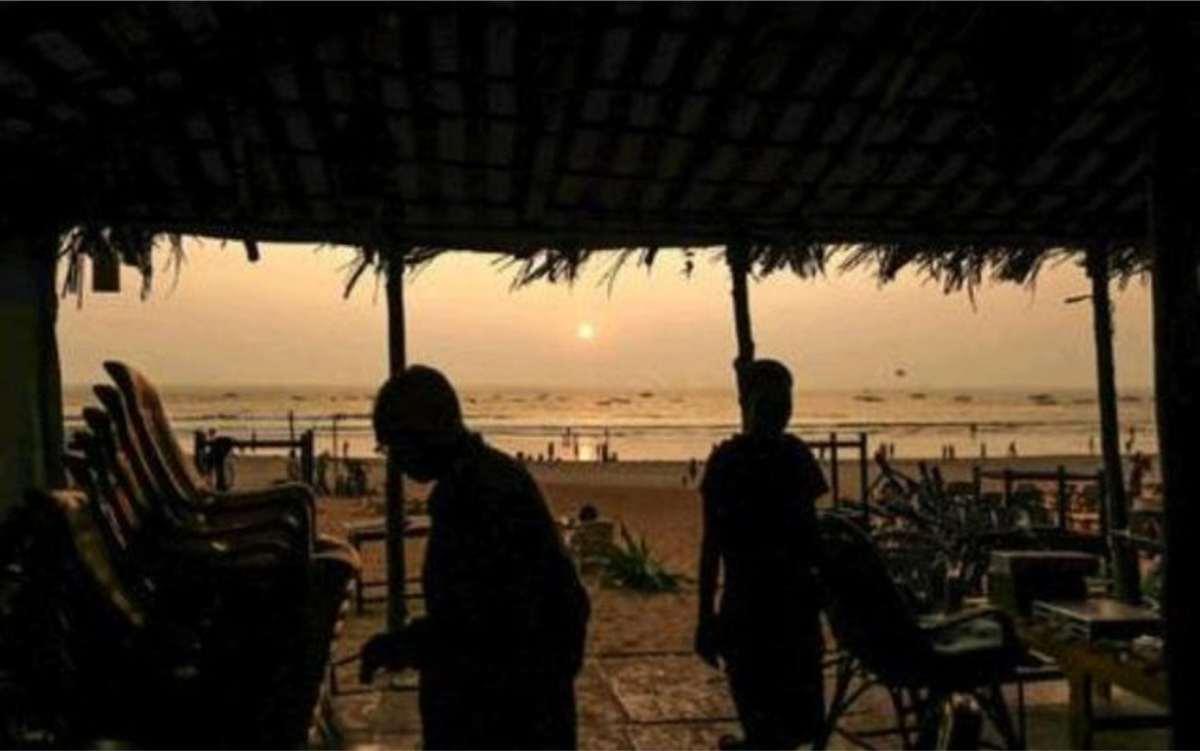 Illegal Shacks coastal belts Goa cleared coastal management authority