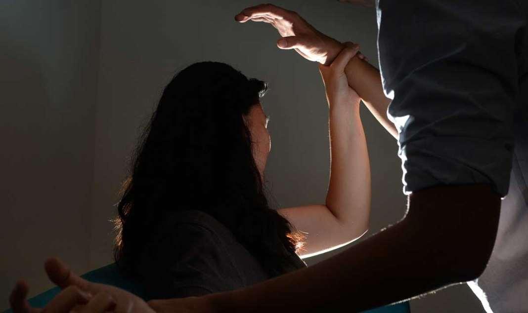 Gang rape moving train Delhi Woman raped ladies coach