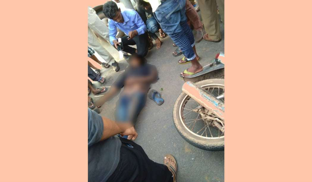 DEADLY ACCIDENT MIRAMAR PANAJI ROAD 23-YEAR-OLD DIED