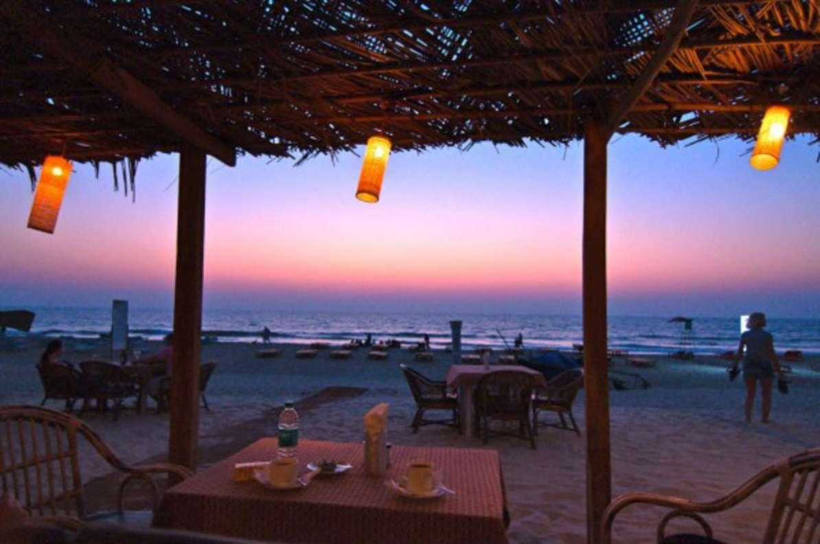 Maharashtra Government Develop Beach Shacks Goa 720 KM Coast