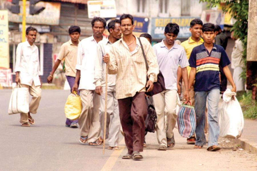 Migrants in Goa