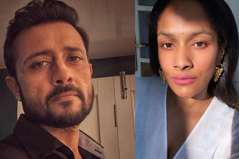 Masaba Gupta and Satyadeep Misra