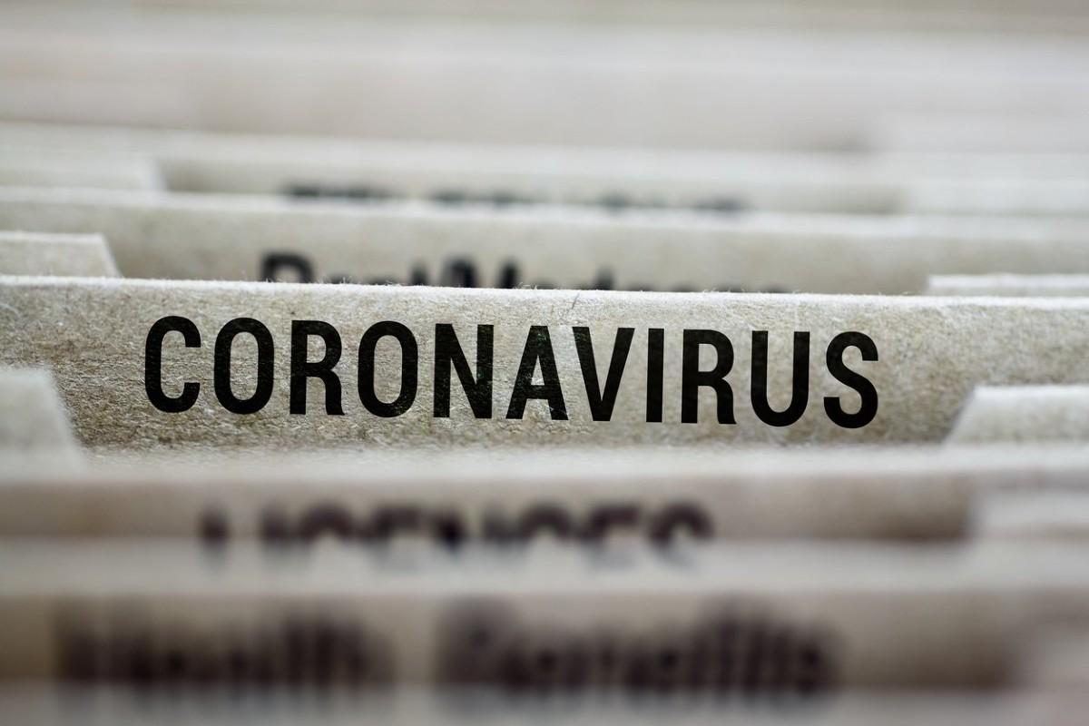 COVID-19 Positive Test Report
