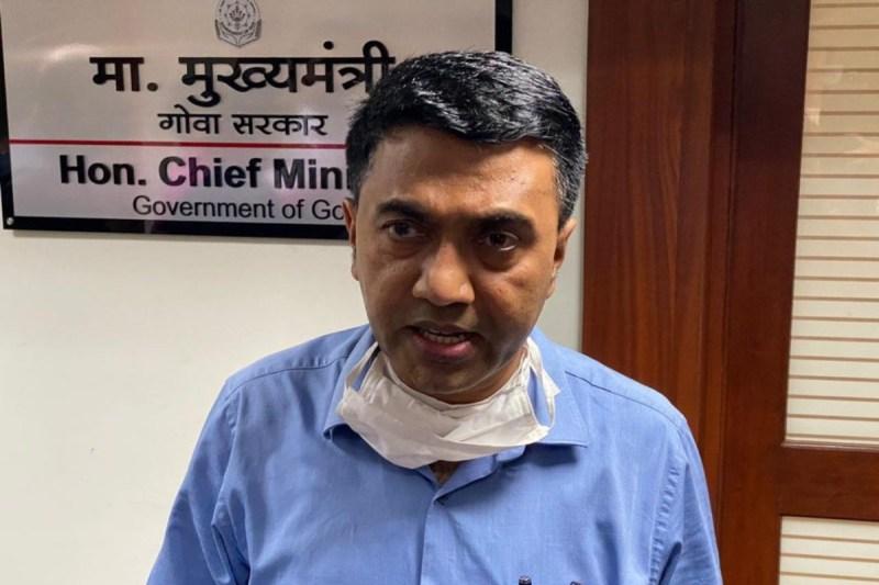Dr Pramod Sawant on masks