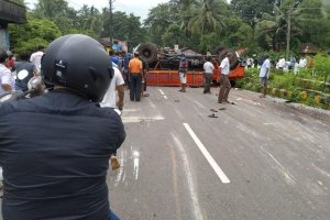 Accident at Borim