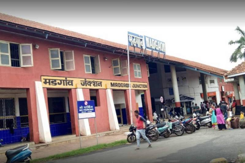 Margao Station Road