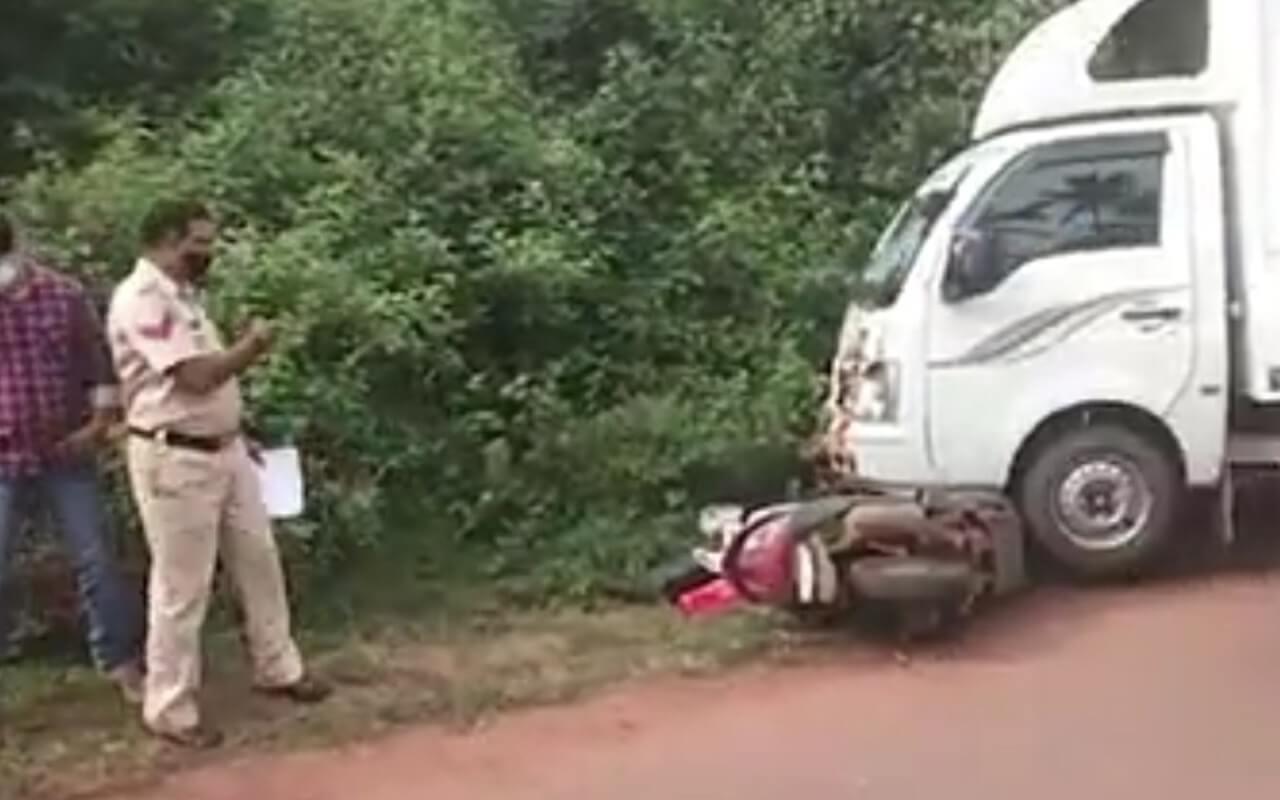 Accident at Betki-Khandola