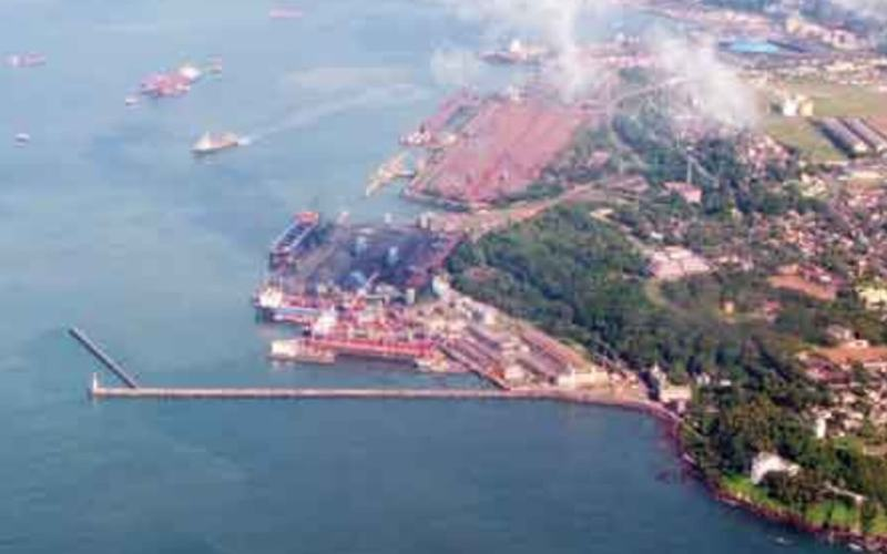 Satellite Port at Betul